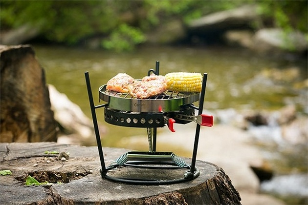 CampMaid Grill & Smoker (6)