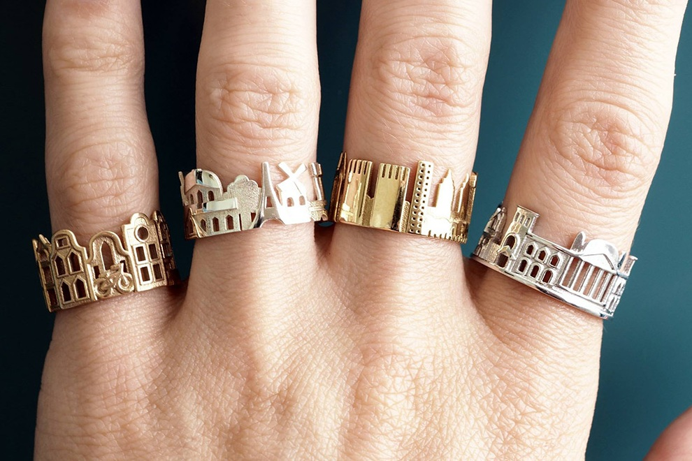 Cityscape Rings (1)