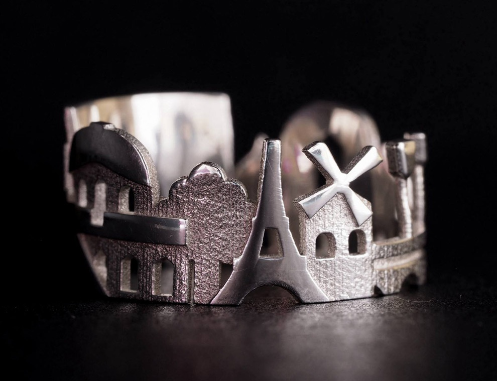 Cityscape Rings (2)