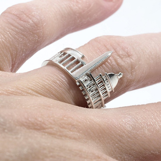 Cityscape Rings (3)