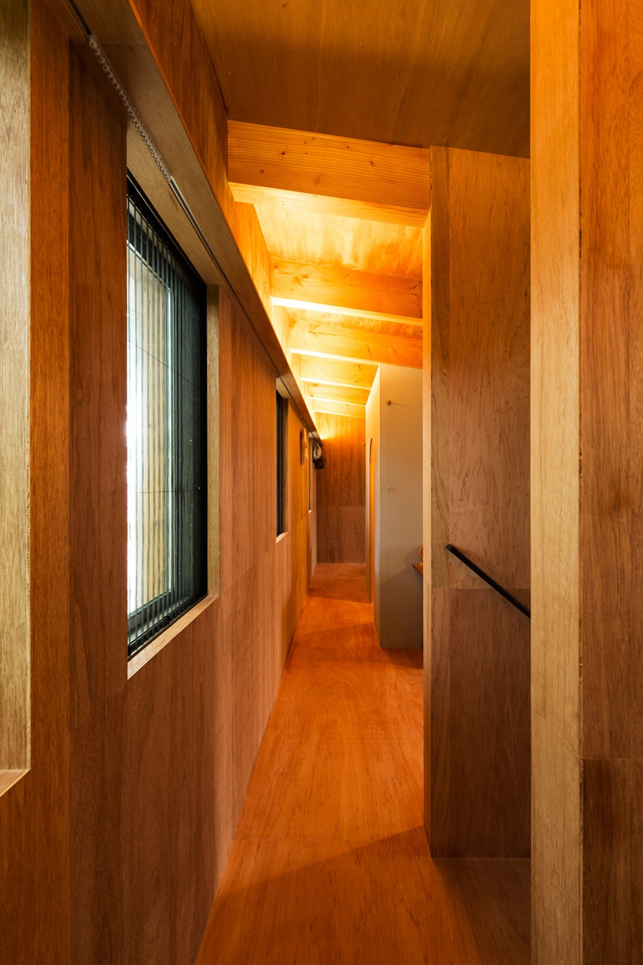 Compact Wooden House by Takeru Shoji Architects (3)