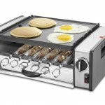 Cuisinart Convertible Griddle Doubles as Grill (1)
