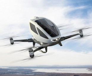 Ehang184 Could be Your Personal Autonomous Aerial Vehicle (1)