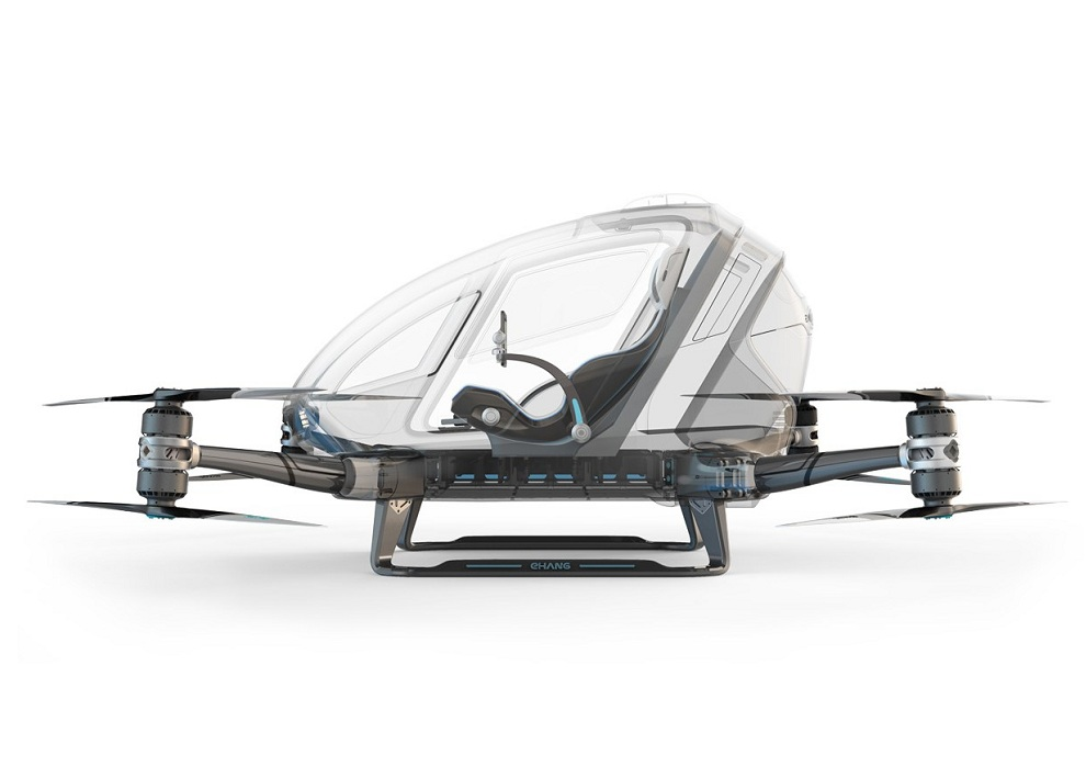 Ehang184 Could be Your Personal Autonomous Aerial Vehicle (3)