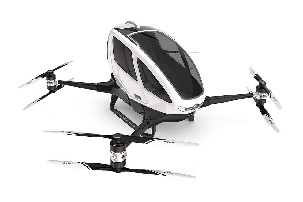 Ehang184 Could be Your Personal Autonomous Aerial Vehicle (4)