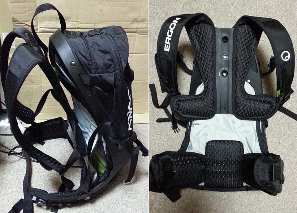 Ergon BC2 Breathable Trekking Backpack (5)