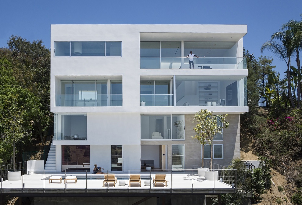 GWdesign's Luxury Hill House in Los Angeles (6)
