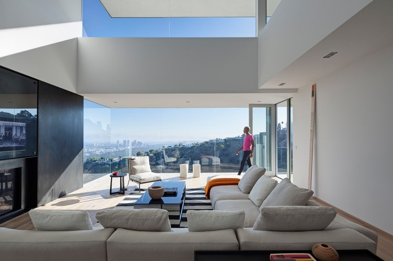 GWdesign's Luxury Hill House in Los Angeles (7)