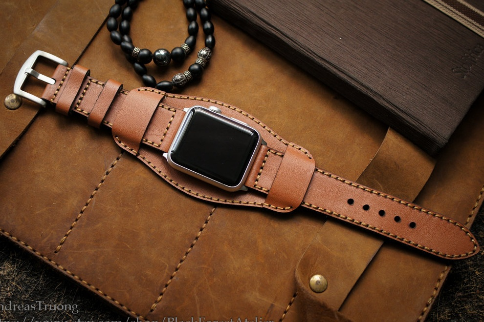 Handmade Leather Iphone Case