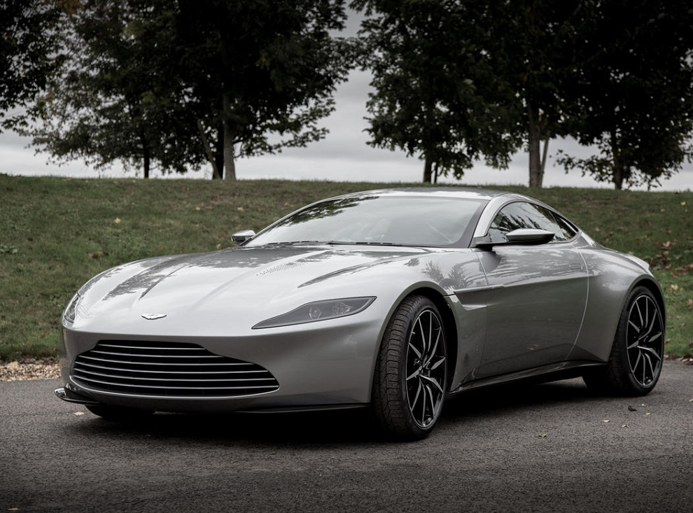 Buy James Bond S Aston Martin Db10 Spectre Bonjourlife