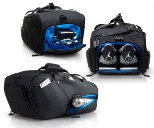 KP Duffle - Multi-Compartment Travel Bag (1)