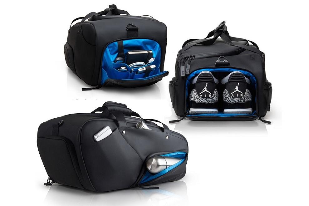 KP Duffle - Multi-Compartment Travel Bag (1)