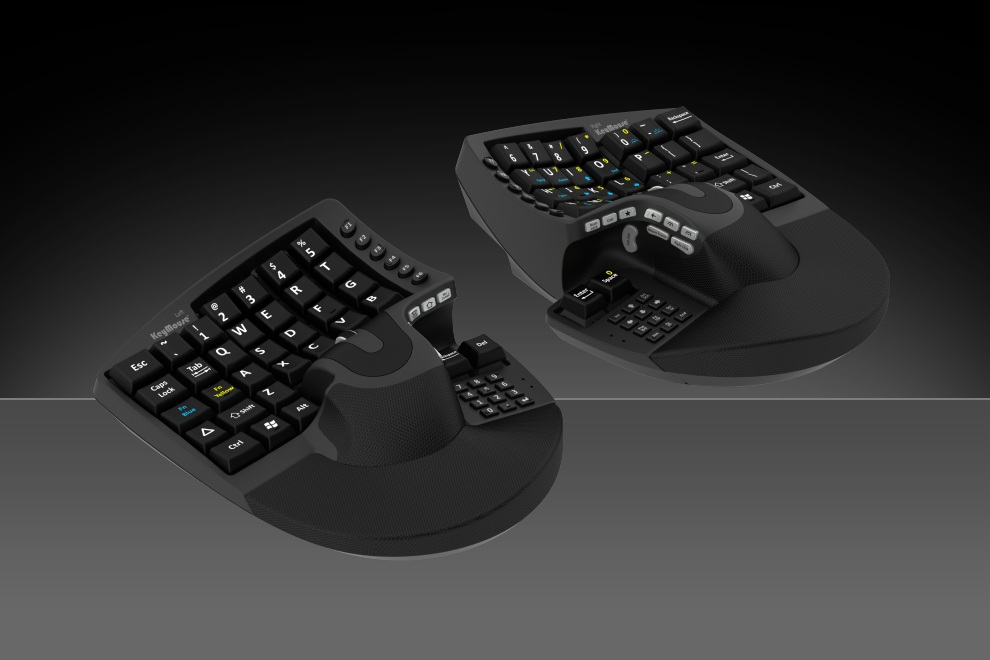 KeyMouse - A Freehand Keyboard x Mouse (3)