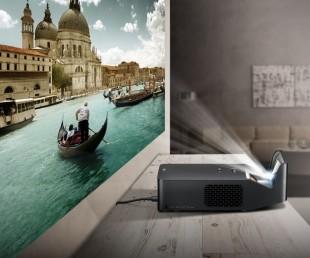 LG Electronics PF1000U Ultra Short Throw Smart Home Theater Projector (1)