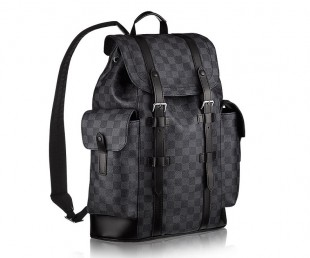 Louis Vuitton $81,500 Christopher Backpack for Men (1)