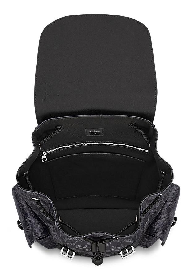 Louis Vuitton $81,500 Christopher Backpack for Men (2)