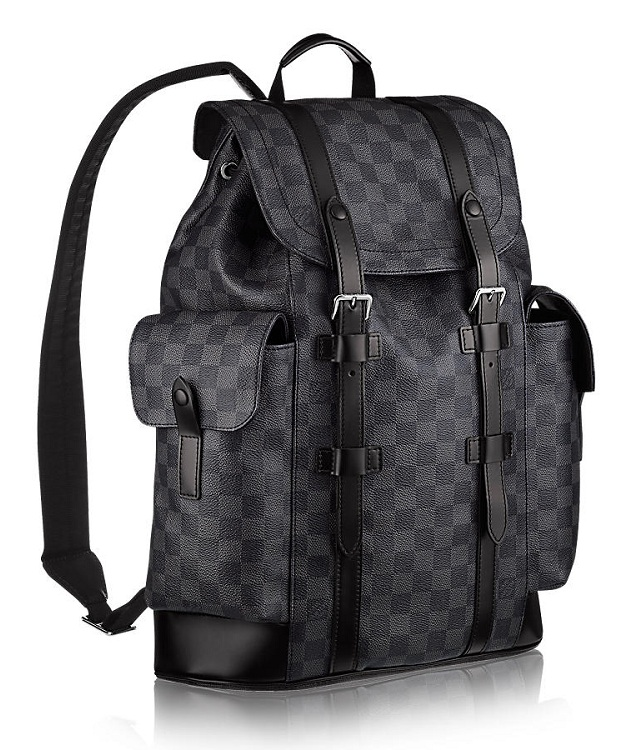 Louis Vuitton Rugtas Man