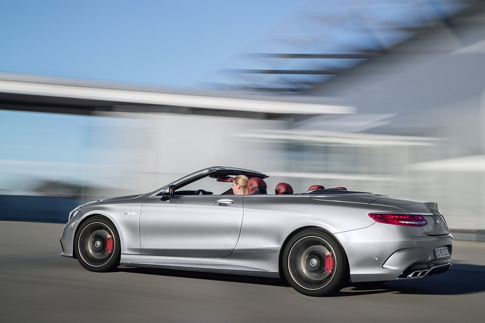 Mercedes AMG S63 4MATIC Cabriolet (2)