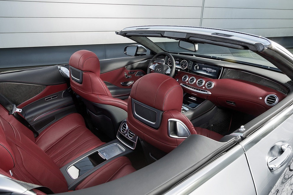 Mercedes AMG S63 4MATIC Cabriolet (3)