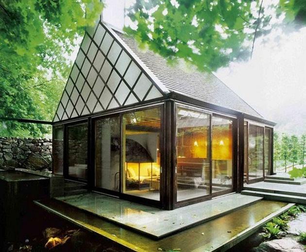 Millhouse - A Tiny Farm House In Sweden (2)