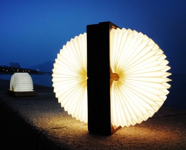 Orilamp - Origami Inspired Smart Folding Lamp (3)