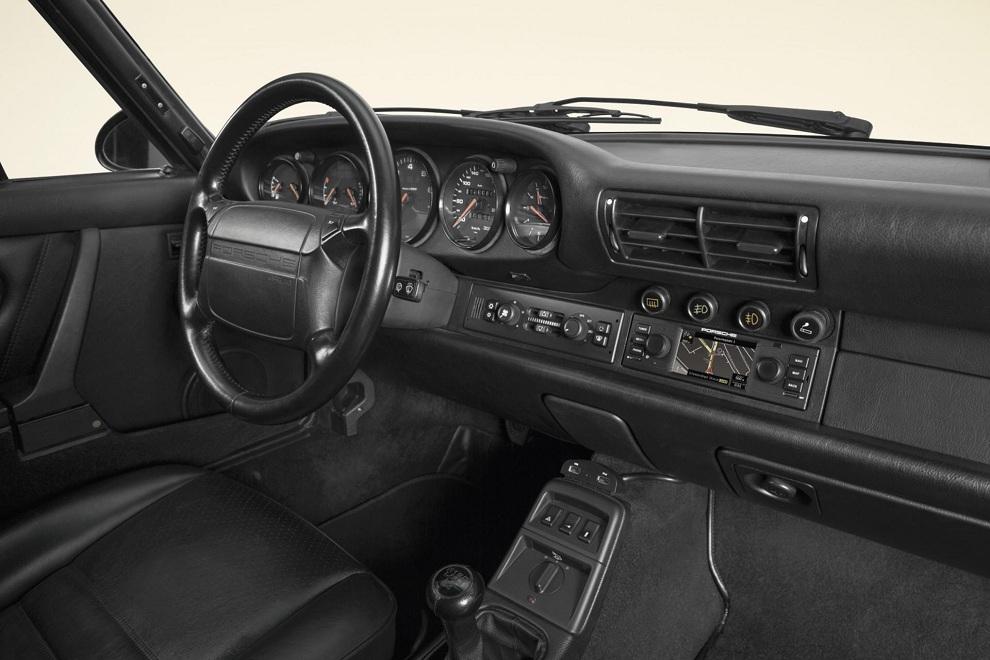 Porsche Classic Navigation Radio System (2)
