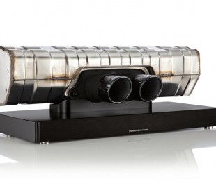 Porsche Design Converts 911 GT3 Exhaust Into Soundbar (1)