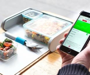 Prepd Pack - A Beaufitul Modular Lunchbox with Recipe App (1)