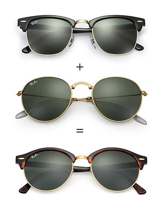 Ray-Ban Clubround Sunglasses (2)