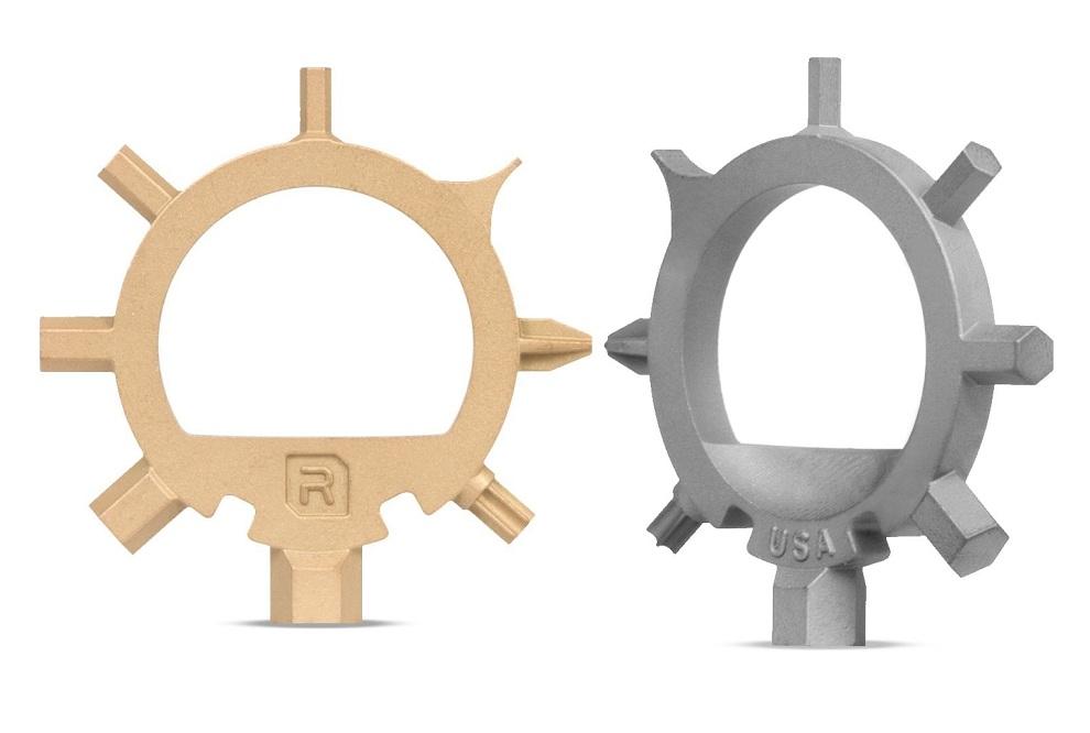 Reductivist Ringtool Compact Multi-Tool Keychain (2)