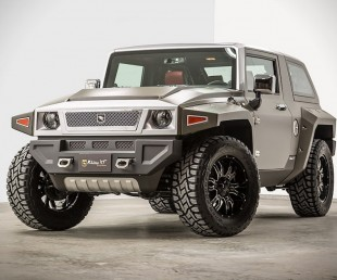 Rhino XT - Jeep Wrangler Inspired by Military Vehicles (1)