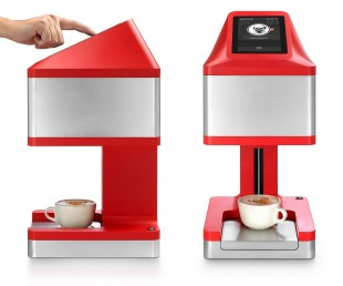 Ripple Maker Coffee Art Machine (1)