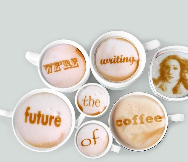 Ripple Maker Coffee Art Machine (2)