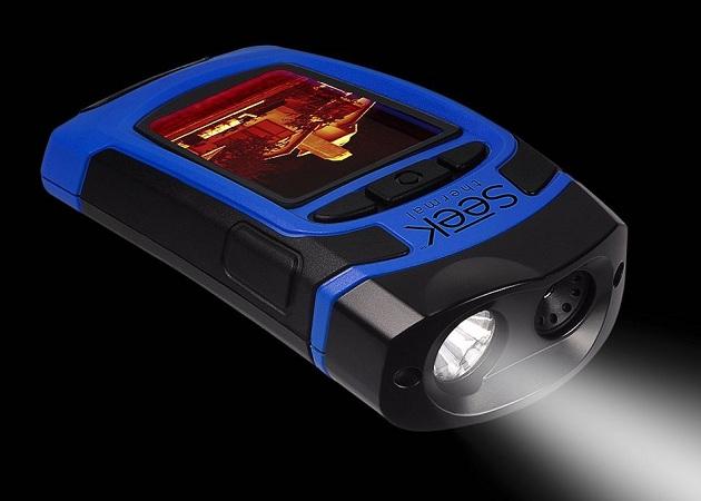 Seek Thermal Camera >> Seek Reveal Handheld Thermal Imager - Bonjourlife
