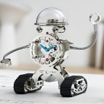 Sherman Robotic Clock by MB&F