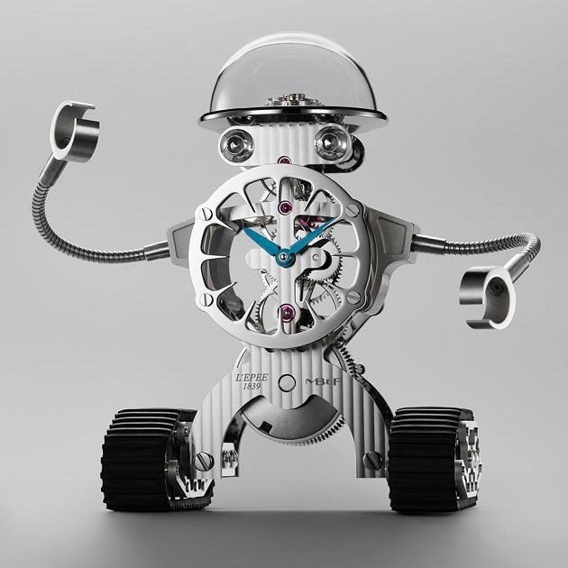 Sherman Robotic Clock by MB&F (3)