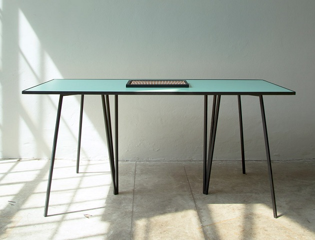 The Alpina - Minimal Steel Furniture by Ries (3)