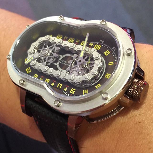 The Azimuth SP-1 Crazy Rider Watch (2)