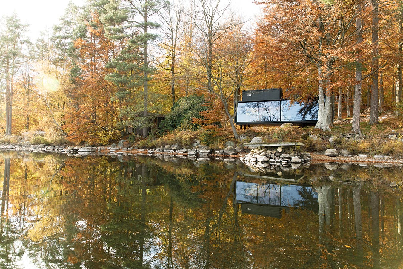 Vipp Shelter - A Timeless Forest Cabin (2)