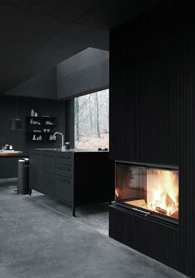 Vipp Shelter - A Timeless Forest Cabin (6)