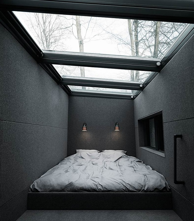 Vipp Shelter - A Timeless Forest Cabin (7)