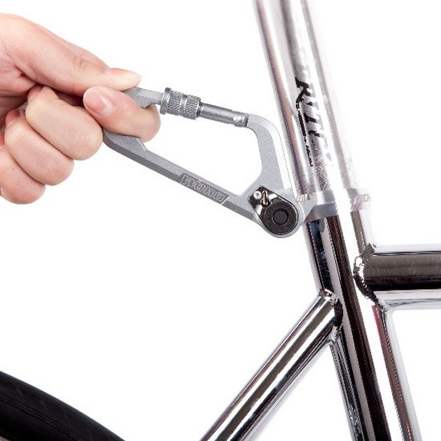 WOHO WOKit - Carabiner Multi-Tool for Bicycle Riders (5)