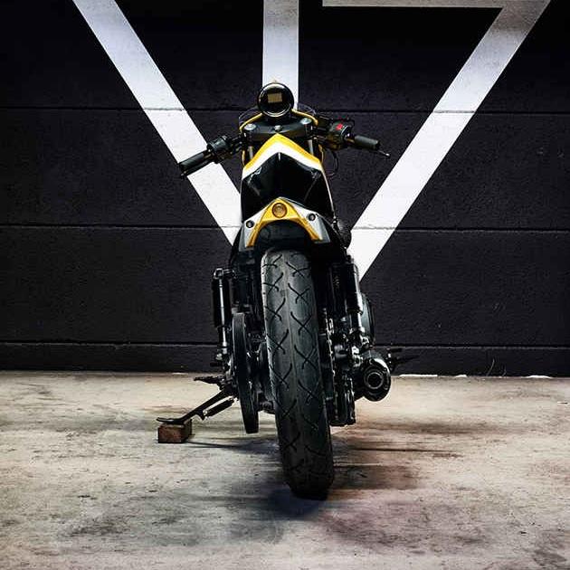 Yamaha Yard Built XV950 Ultra by GS Mashin (1)