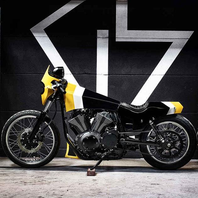 Yamaha Yard Built XV950 Ultra by GS Mashin (10)
