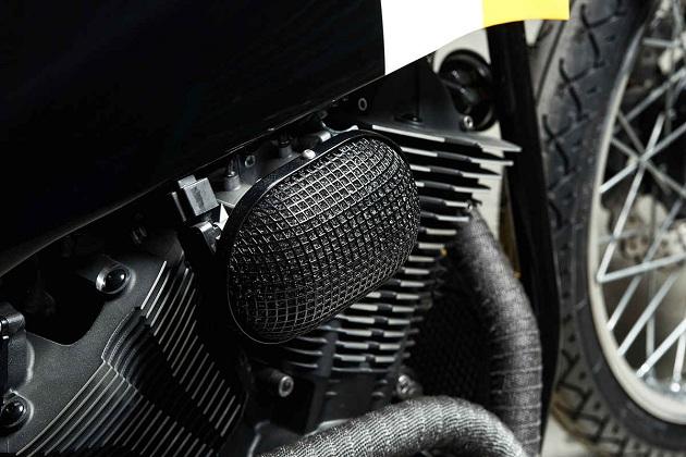 Yamaha Yard Built XV950 Ultra by GS Mashin (2)