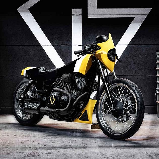 Yamaha Yard Built XV950 Ultra by GS Mashin (9)