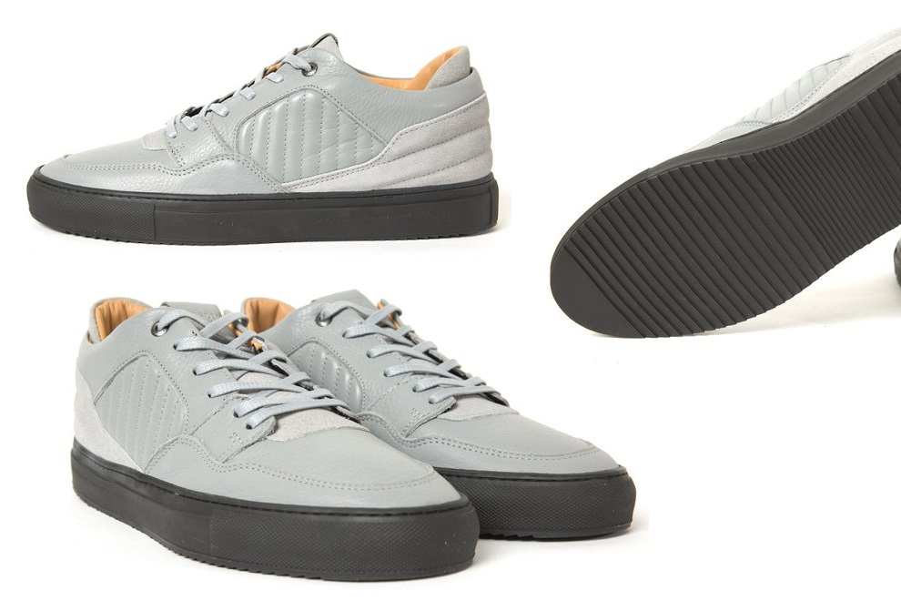 Android Homme Contrast Trainers (1)