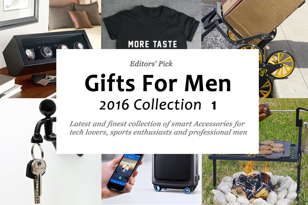 Gifts Ideas For Men 2016 Collection 1