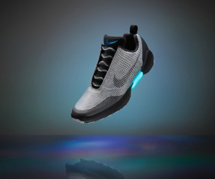 Nike's Back to the Future Auto Lacing Trainers (1)