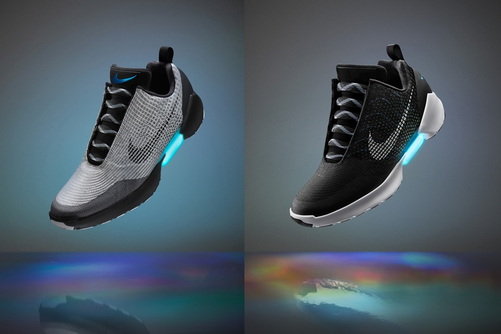 Nike's Back to the Future Auto Lacing Trainers (2)